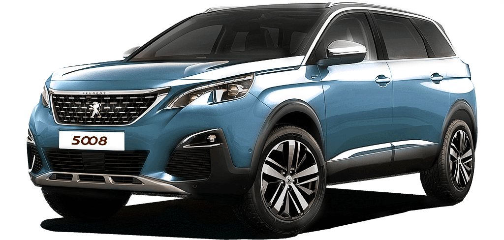 Peugeot 5008 private lease